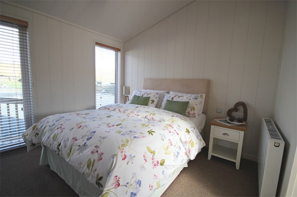 Lodge Double Bedroom