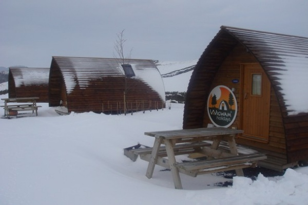 Heated All-Season Wigwams
