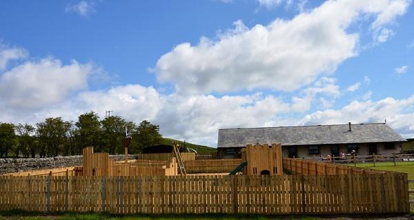 Children's Fort Playground