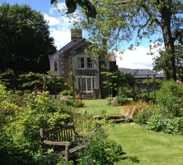 Ingram House and beautiful garden
