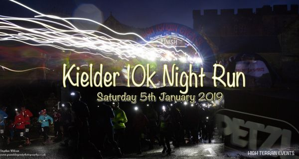 Kielder 10k Night Trail Race