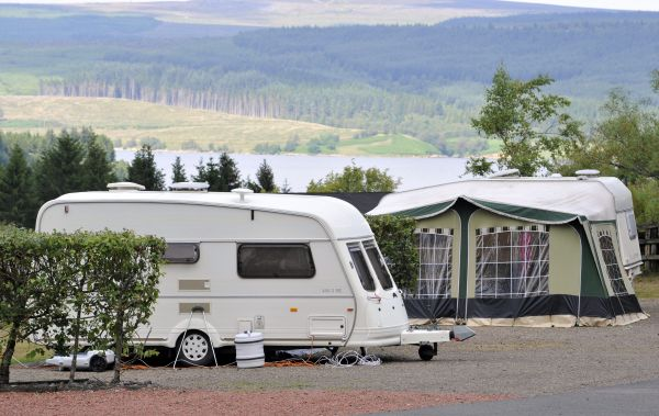 Kielder Caravan Park