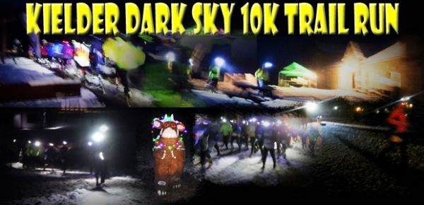 Kielder Dark Sky 10k Trail race