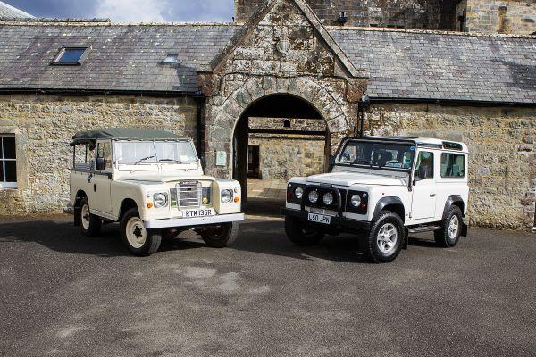 Kielder Land Rover Run
