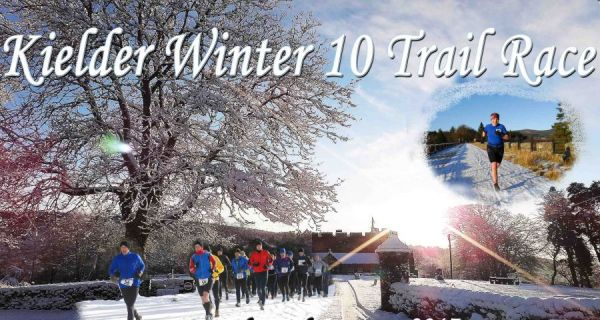Kielder Winter 10 Mile Trail Race
