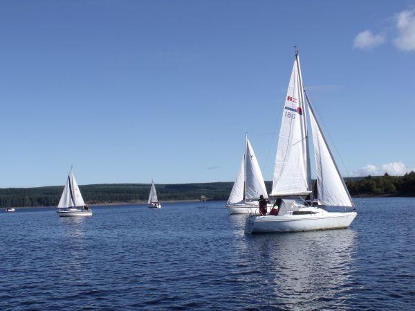 Kielder Yacht Club Open Days