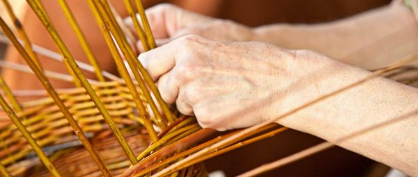 Learn Swedish Basket Making