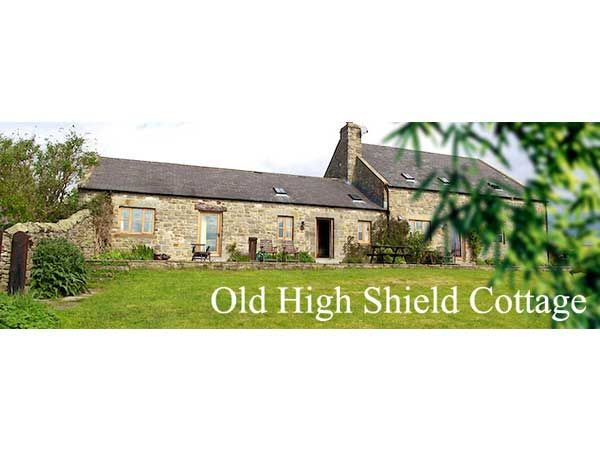 Old High Shield Cottage