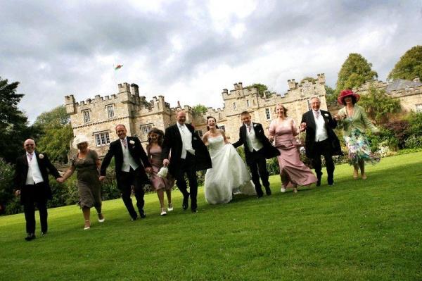 Weddings at Otterburn Tower