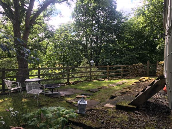 Woodland View garden