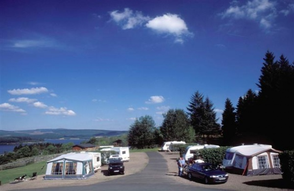 Leaplish Caravan site