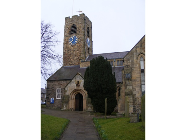 Exterior Image of St Andrew's
