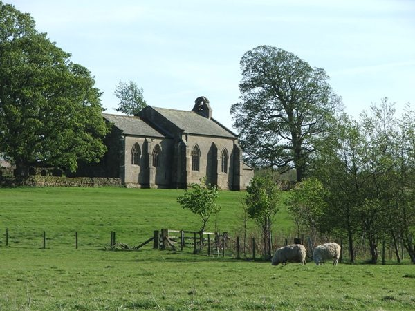 View of St Wilfrid's
