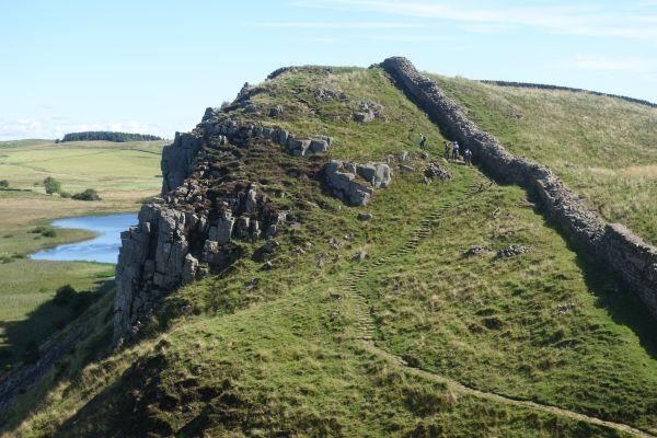 Hadrian's Wall - Steel Rigg