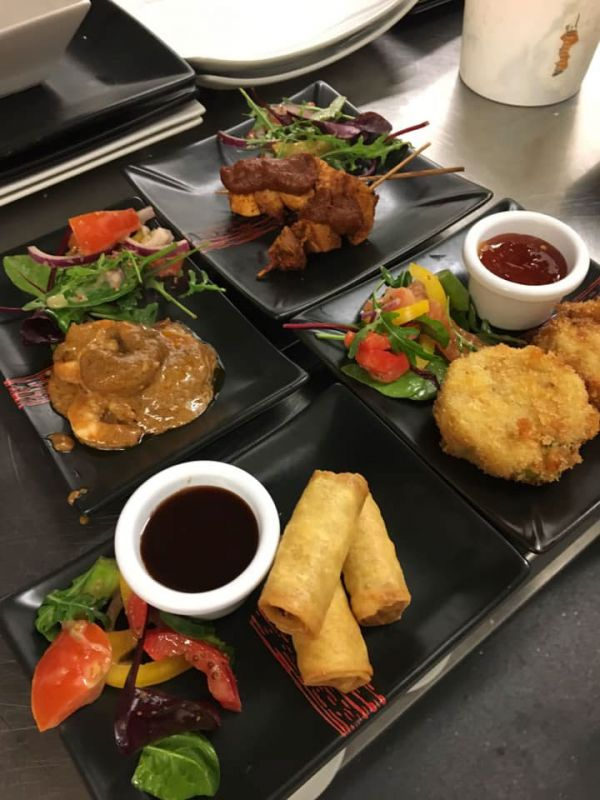 Chinese Starter Selection