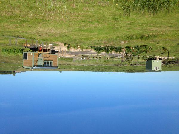 Lizzie & Rosie huts