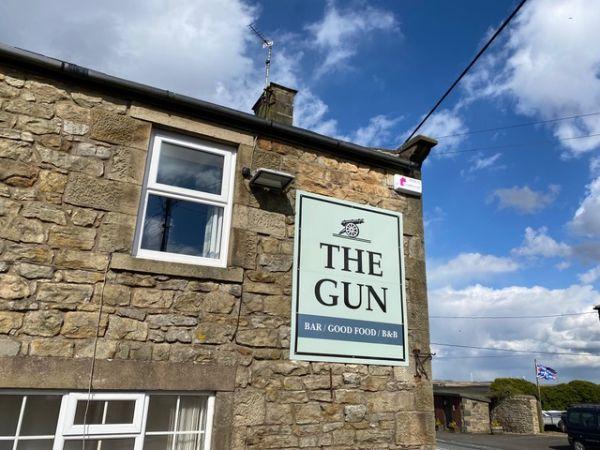 The Gun at Ridsdale