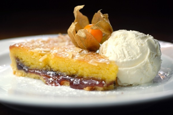 Delicious deserts and puddings
