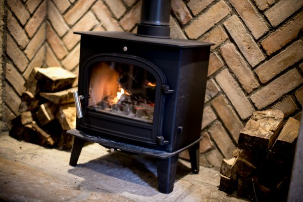 Garden Cottage Log Burner