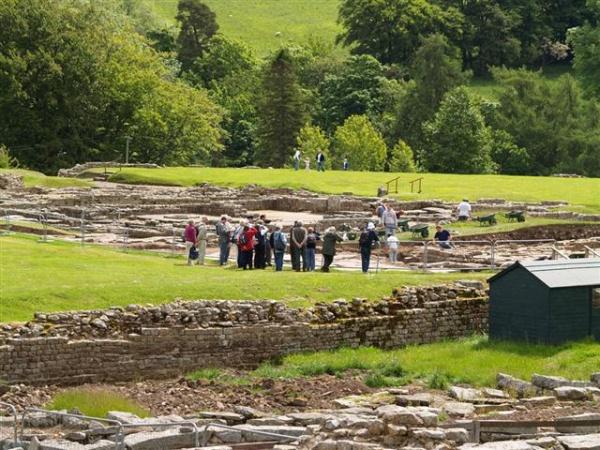 Vising Vindolanda
