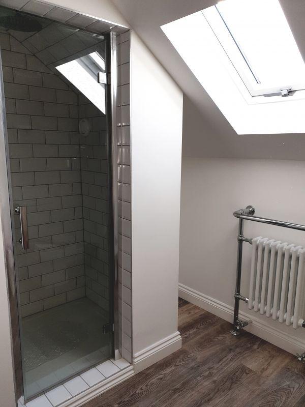 Aquila Cottage bathroom