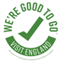 VisitEngland We're Good to Go accreditation
