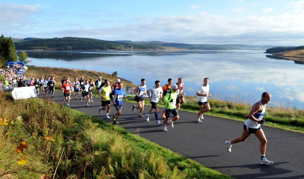 Kielder Marathon hits record entries