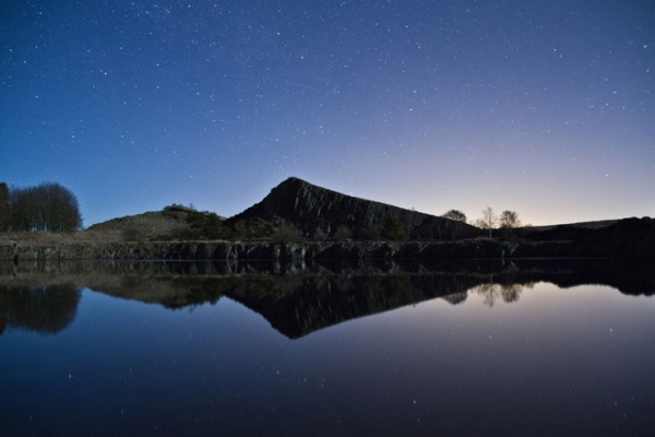 Star Quality! - Europe's biggest Dark Sky Park unveiled in Northumberland