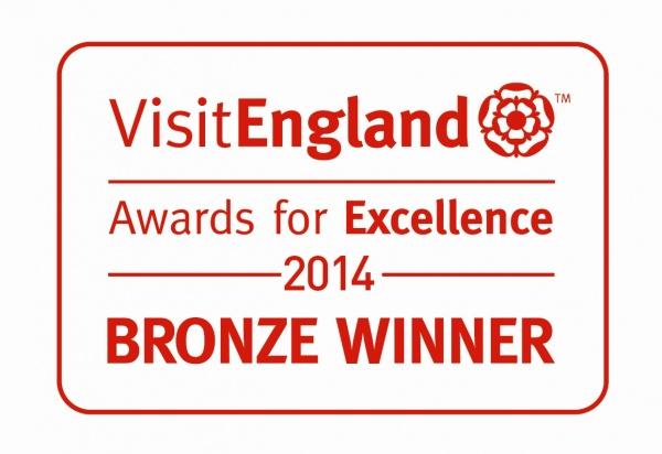 Waterside Park makes a big splash at national tourism awards