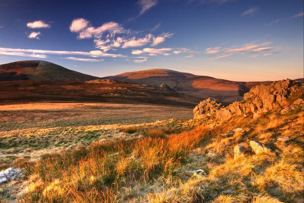 It's official...Northumberland National Park is the best!