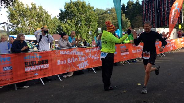 Thousands complete the tenth year of Britain's most beautiful marathon