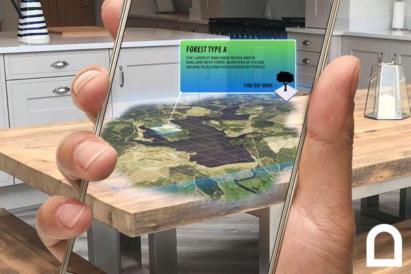 Kielder Water & Forest Park goes digital