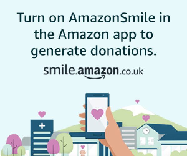 New Amazon Smile opportunity