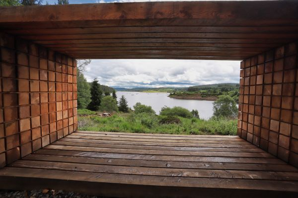 Take a trip through time with new Kielder installation