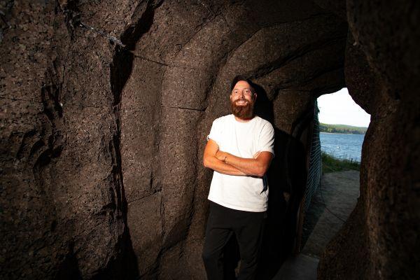 Kielder launches latest artwork – The Human Burrow